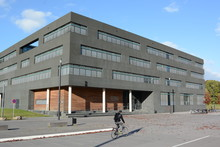 CITEC Building at the Bielefeld Campus North
