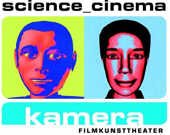 Science Cinema in der Kamera. Foto: CITEC