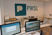 Coordinated by CITEC, the PIKSL Laboratory is part of the KogniHome project. PIKSL stands for person-centered interaction and communication for an independent life. Photo: CITEC.