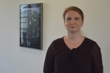 Bettina Lanser successfully completed her dissertation. @CITEC/Universität Bielefeld