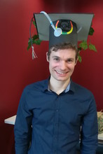 Jan Hammerschmidt successfully completed his dissertation
