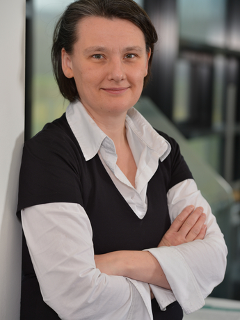 Britta Wrede leads the CSRA research apartment project at CITEC. Photo: CITEC/ Bielefeld University